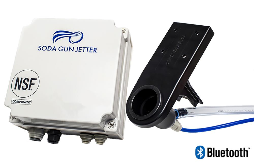 soda gun jetter bluetooth
